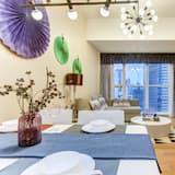 Grand suite, 2 slaapkamers (Chinese,Hongkong,Macau,Taiwan guests) - Woonkamer