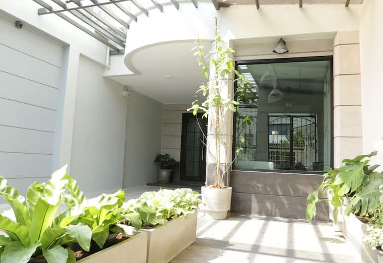 Neveu Premier Residence, Bankokas, Poilsio zona vestibiulyje