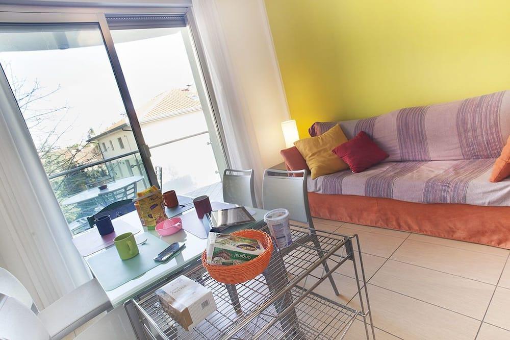 Appartement Confort, 2 chambres (5 pax) - Coin séjour
