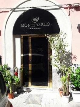在帕勒莫的蒙特卡罗宫殿家庭旅馆照片