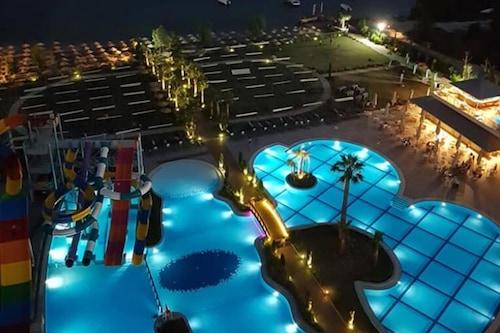 阿馬拉海光精英飯店