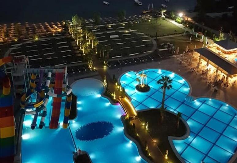 Amara Sealight Elite Hotel - All Inclusive, Kusadasi, Hồ bơi ngoài trời