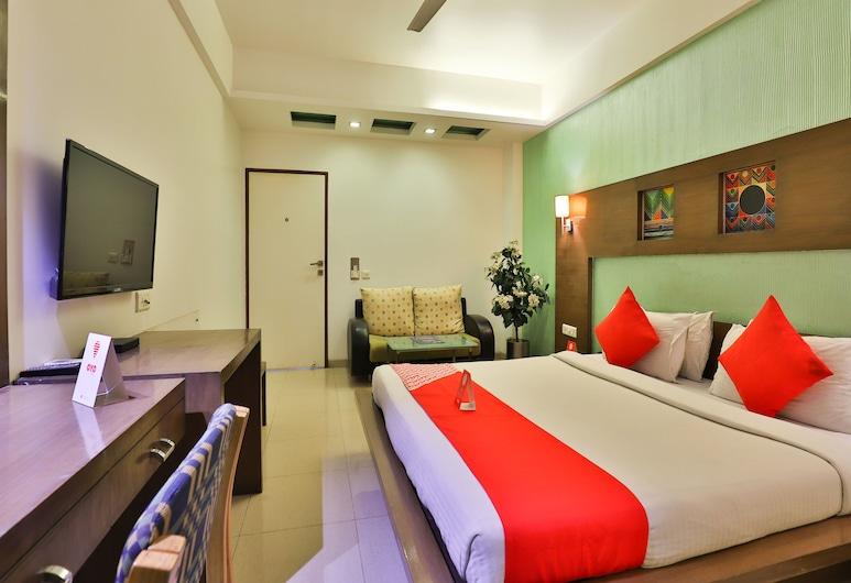 OYO 13372 Hotel Laksh Residency, Anand, Kamer, 1 twee- of 2 eenpersoonsbedden, Kamer