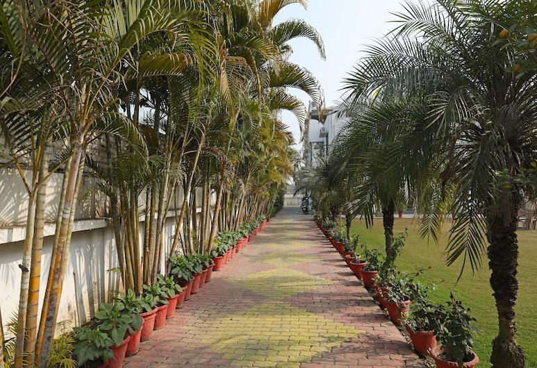 OYO 11538 Shree Kanha Shyam Hotel & Banquet, Bareilly, Територія готелю