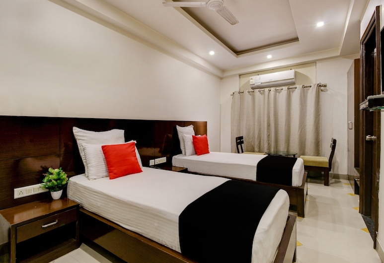 OYO 11744 Hotel VB Heritage Heights, Jaipur, Deluxe Double or Twin Room, Guest Room