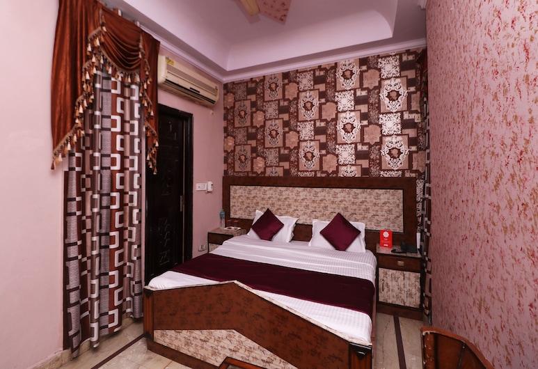 OYO 11603 President Inn, Yeni Delhi, Tek Büyük veya İki Ayrı Yataklı Oda, Oda