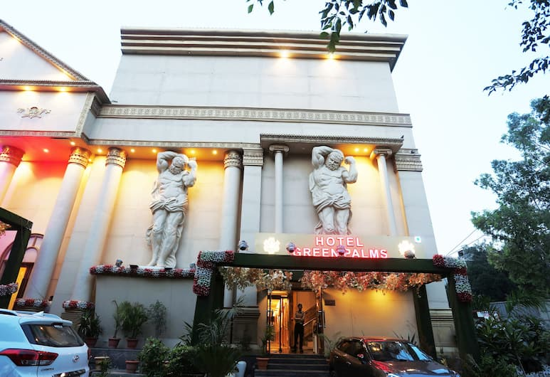 OYO 13419 Green palms, Yeni Delhi