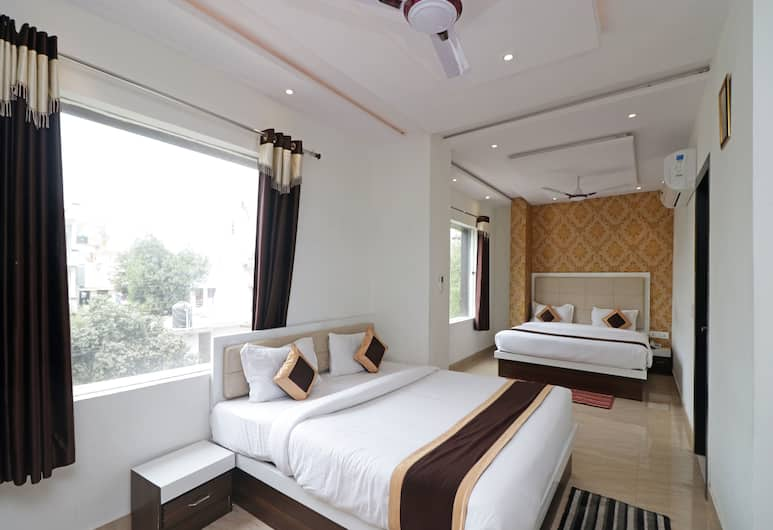 OYO 12750 Grand SM Regency, Agra, Double or Twin Room, Guest Room