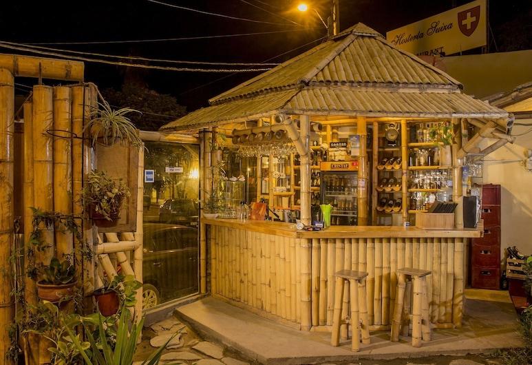 La Casa de Bamboo - Hostel, Ica, Hotel Bar