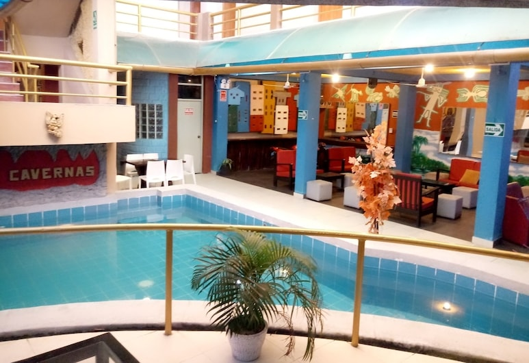 Hotel Daylu, Ikitosas, Vidaus baseinas