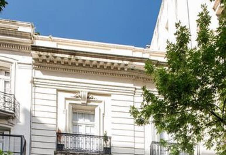 Patios de Recoleta, Buenos Aires, Hótelframhlið