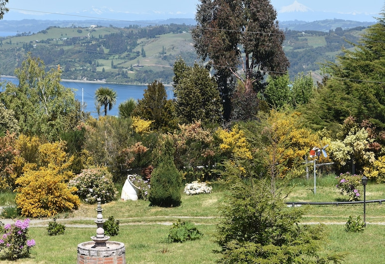 فيستا ترانكيلا تشيلوي, كاسترو, حديقة