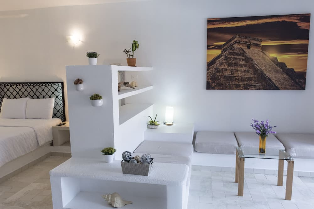One Bedroom Apartament - 客廳
