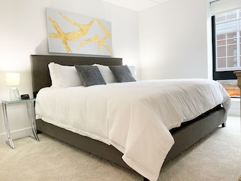 Picture of Premium Apartment, One Bedroom in Back Bay, Boston in Boston