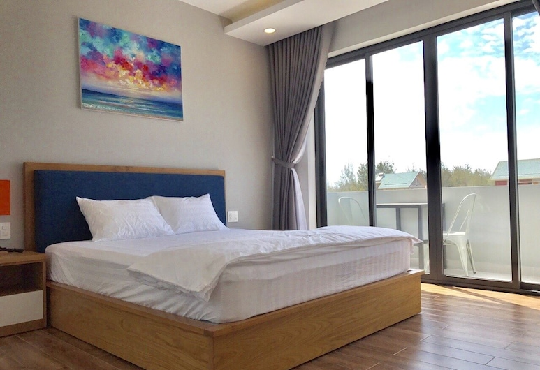 Ocean Pearl Villa, Vung Tau, Standard Double Room, 1 King Bed, Non Smoking, Guest Room