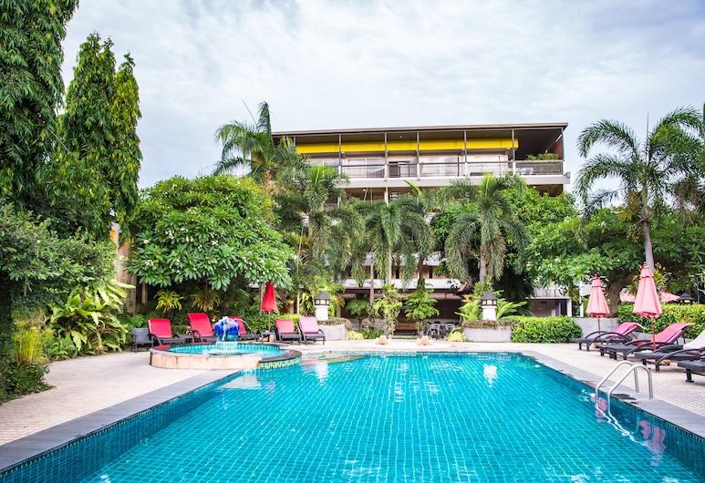 Asleep by Lantana, Pattaya, Outdoor Pool