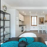 Superior Double Room, Terrace, Mountain View (private external bathroom) - Shared kitchen