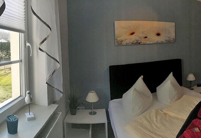 Pension Villa Frohsinn, Sellin, Apartment, Balkon, Zimmer