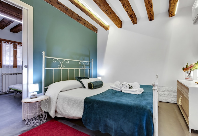 卡諾瓦 II 號酒店, 威尼斯, 公寓, 1 間臥室, 客房