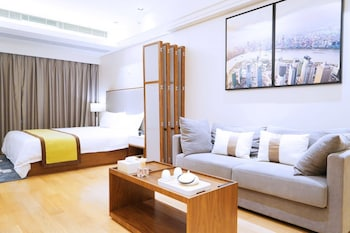 Picture of Yujia Service Apartment Hebao Road in Shanghai