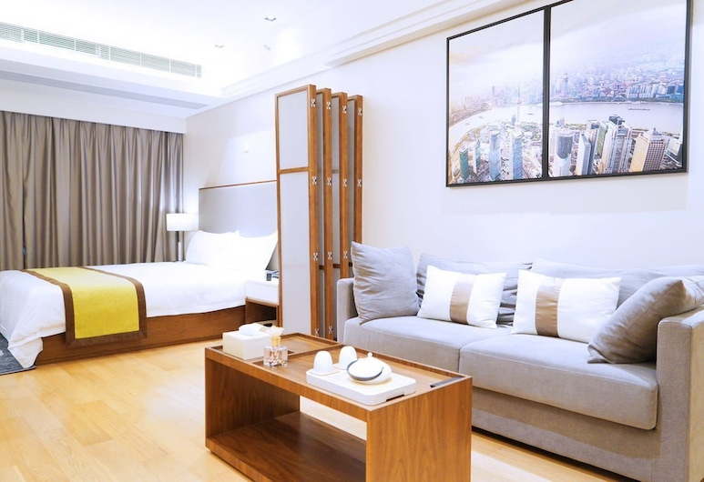 Yujia Service Apartment Hebao Road, Shanghai
