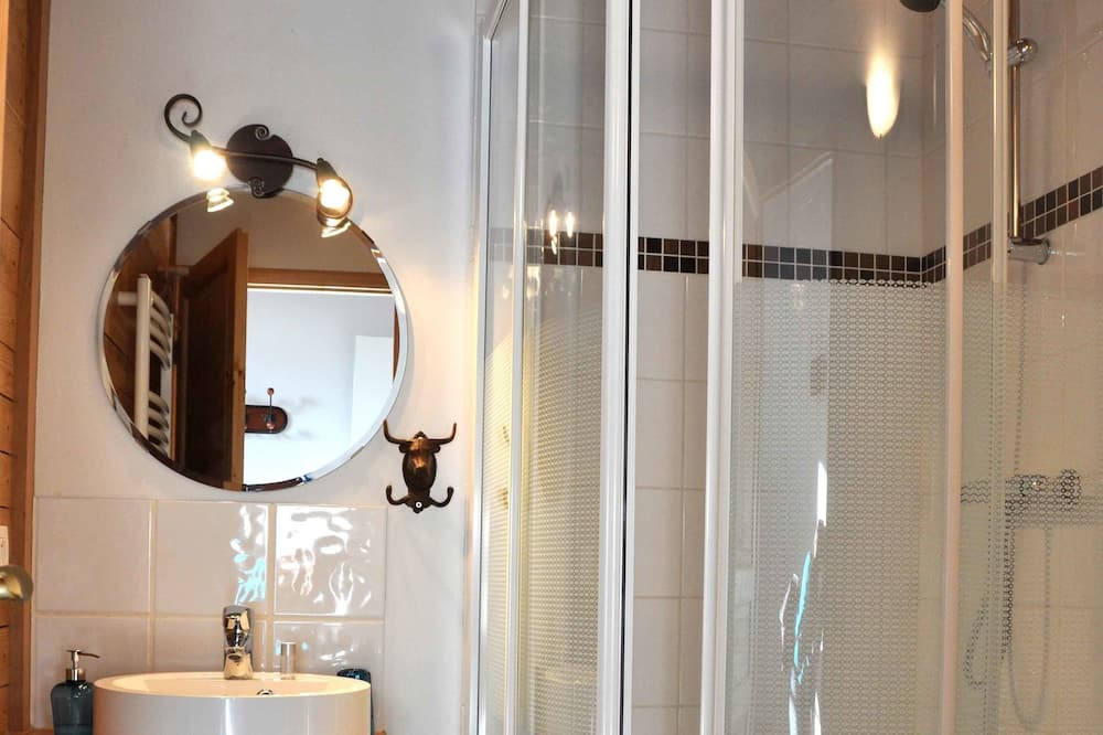 Double Room (Le Bois - Pilat) - Bathroom