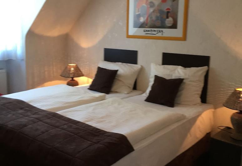 Hotel Germania, Colonia, Habitación doble, Habitación
