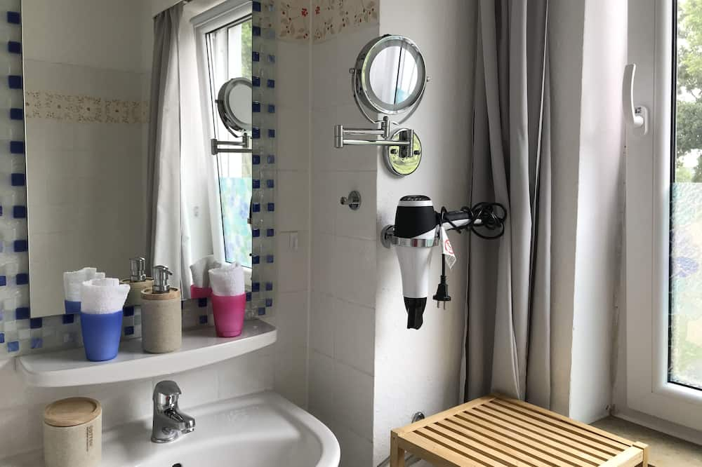 舒適雙人房, 1 張加大雙人床, 浴缸 - 浴室