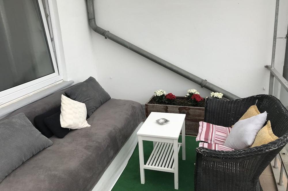 雙人房, 露台 - 露台