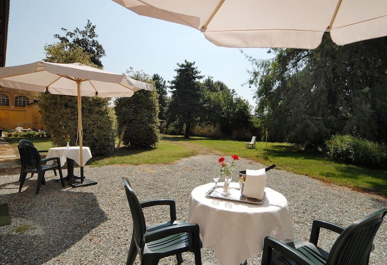 Agriturismo Camisassi, Saluzzo, Restaurante al aire libre