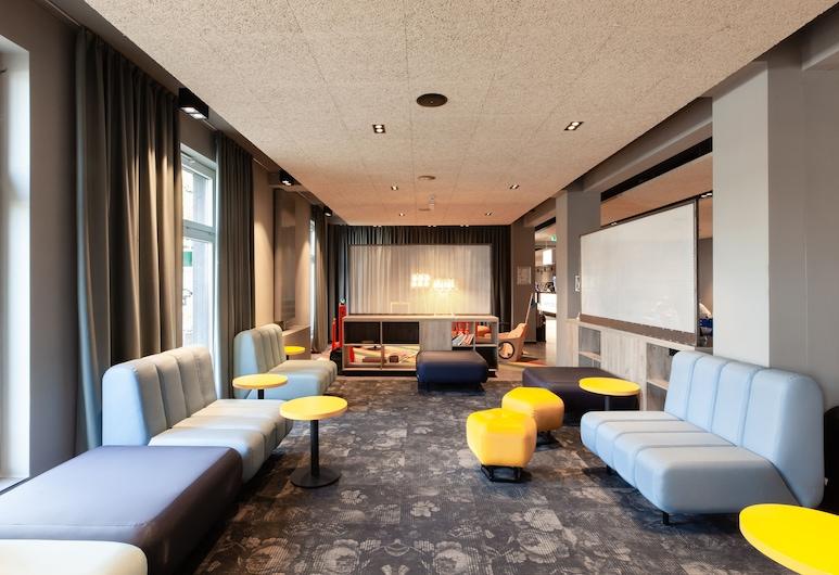 a&o Frankfurt Ostend, Francoforte, Hall
