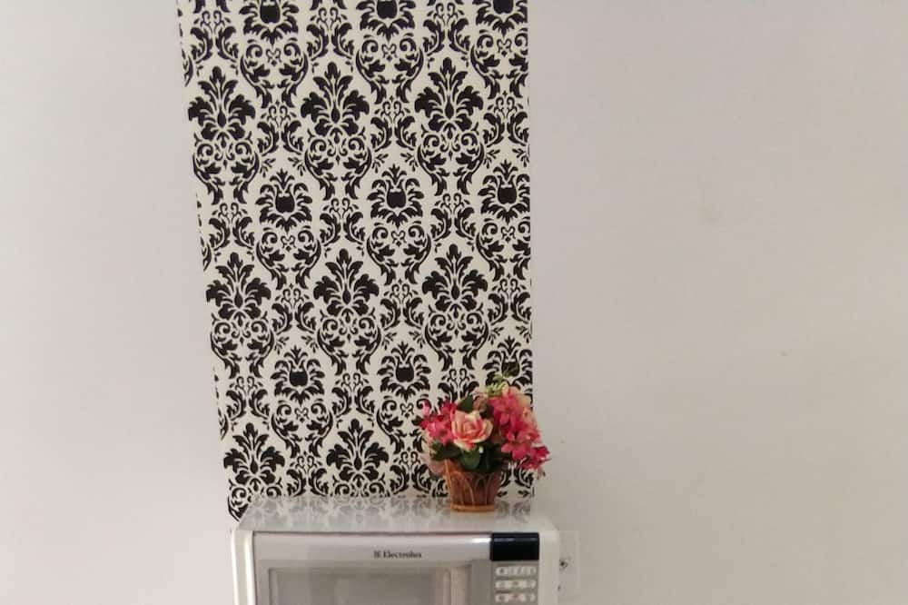 Family Apartment - Microwave