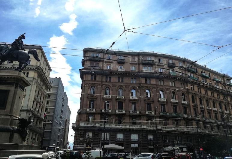 Barbarella SPA, Neapel, Hotellfasad