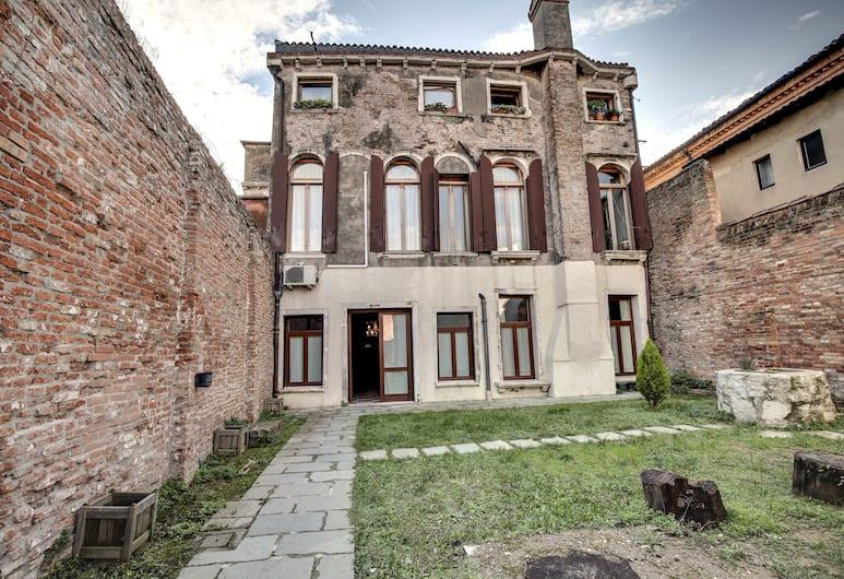 La Gioconda, Venezia, Esterni