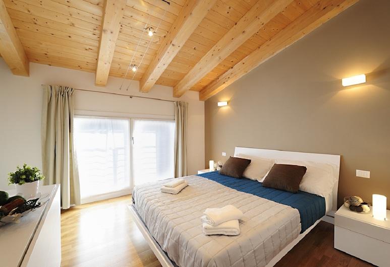 라 지오콘다, 베네치아, 아파트, 침실 2개, 객실
