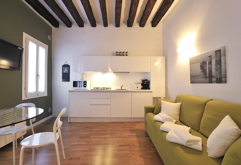 Maison Ventienne, Venice, Apartment, 1 Bedroom, Living Area