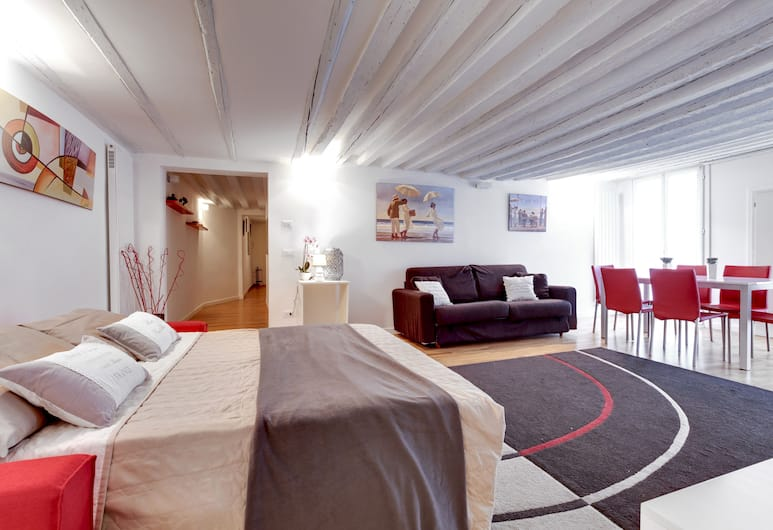 Marco Polo, Venice, Apartment, 2 Bedrooms, Room