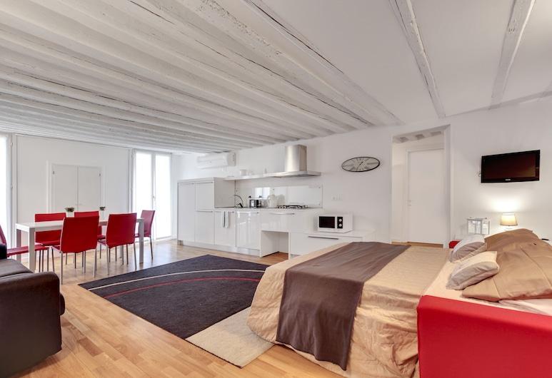 馬哥孛羅飯店, 威尼斯, 公寓, 2 間臥室, 客房
