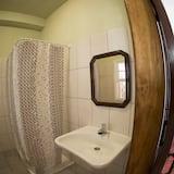 Pokoj, bezbariérový přístup, společná koupelna - Koupelna