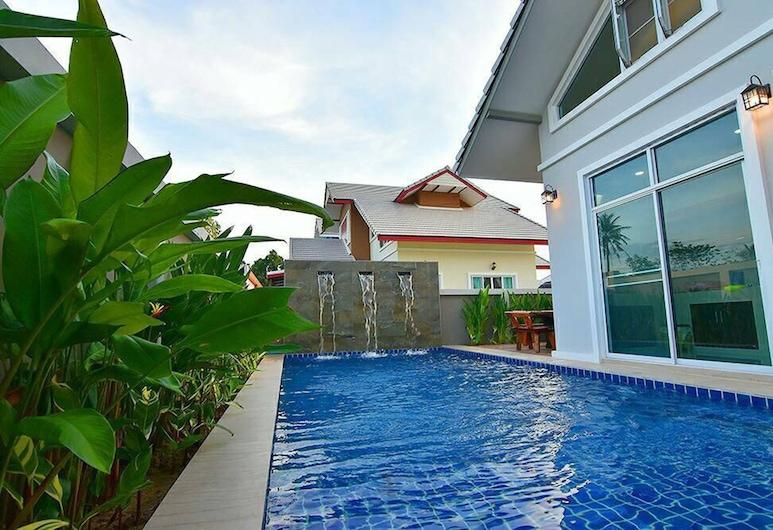 Baan Fin 88, Hua Hin, 3-Bedroom Villa with Private Pool, Terrace/Patio