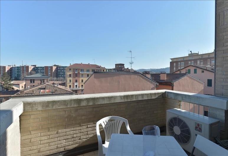 Saffi - Quiet, sunny, with lovely balcony, Bologna, Balkon