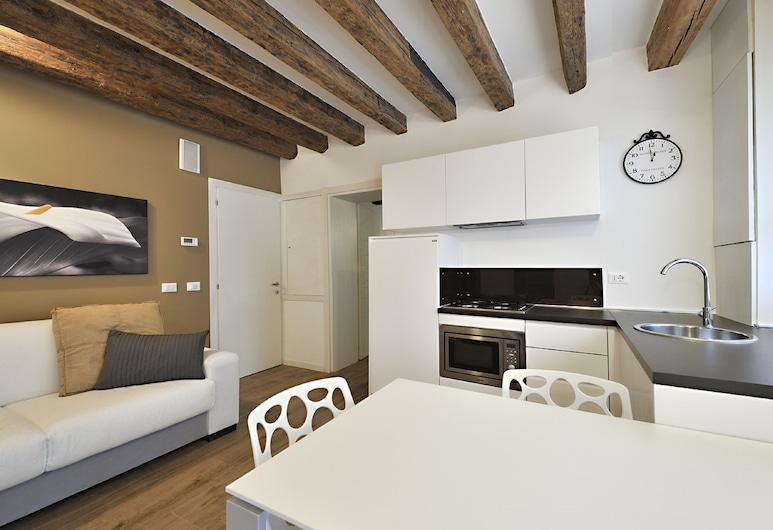 ST. MARK'S SUITE, Benátky, Apartmán, 2 ložnice, Obývací prostor