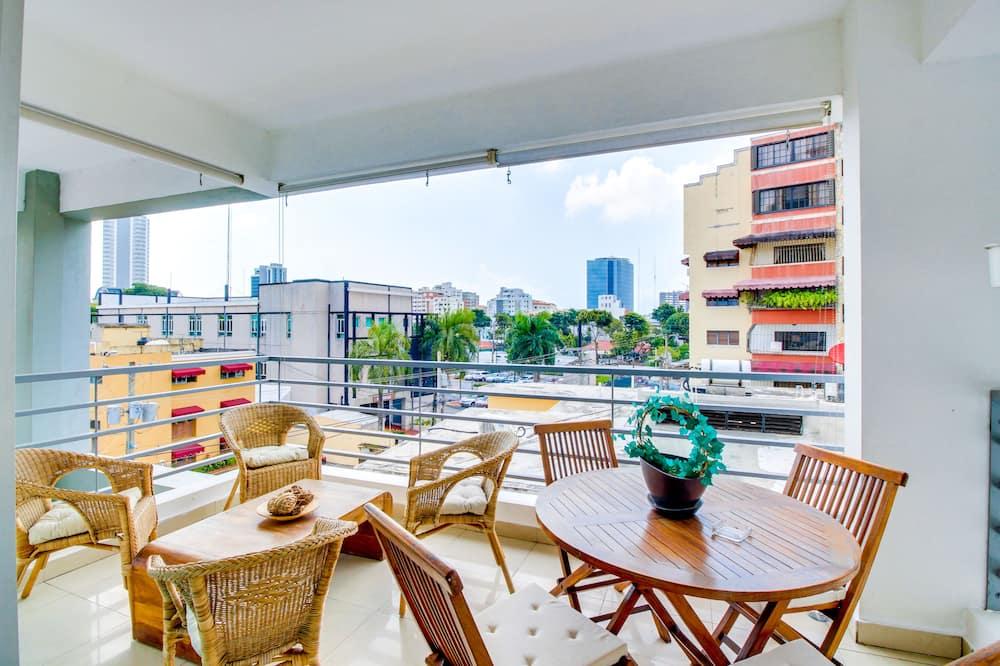 Superior Apartment, 1 Bedroom, Balcony, City View - Balcony