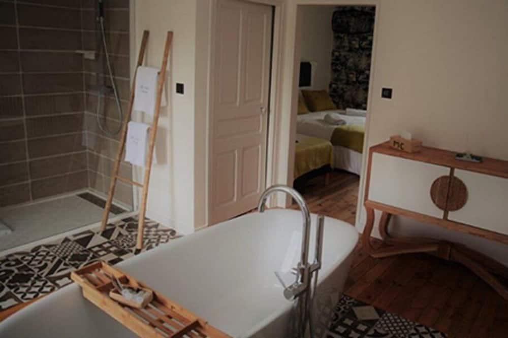 Dreibettzimmer (La mignonne) - Badezimmer