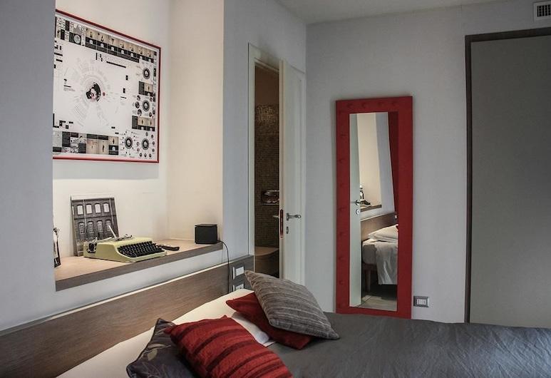 Spazio [Bianco] - Camere con Cultura, Ivrea, Standard Double or Twin Room, Guest Room
