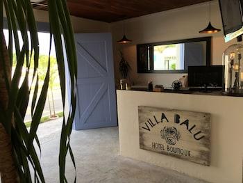 Selline näeb välja Villa Balú, Bacalar