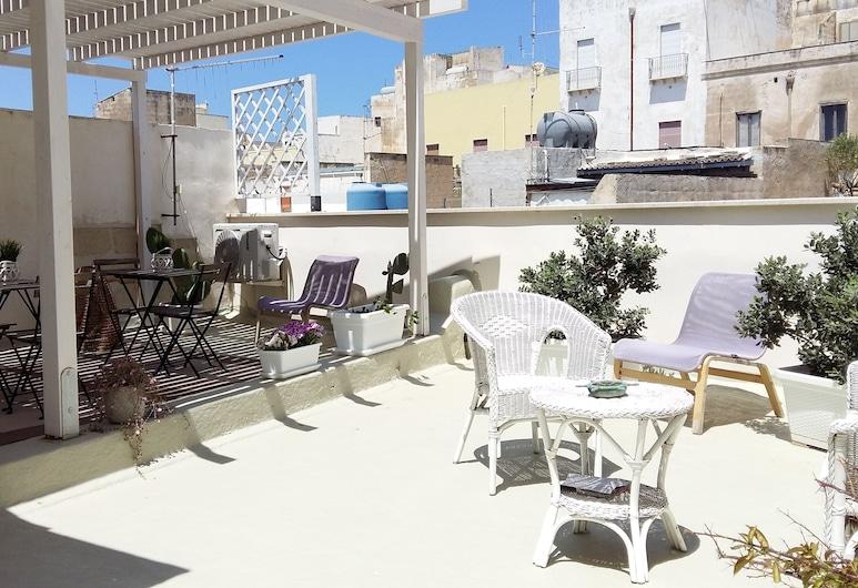 Silva, Trapani, Terrace/Patio