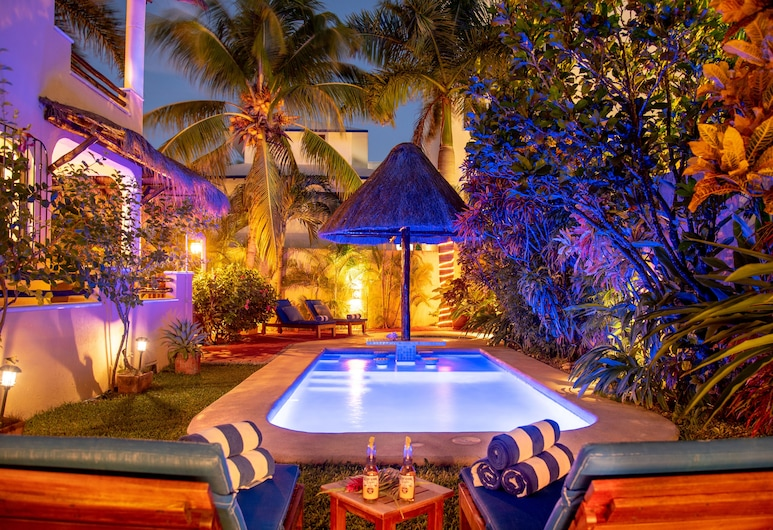 La Buena Vida Suites - Adults Only, Puerto Morelos, Property Grounds