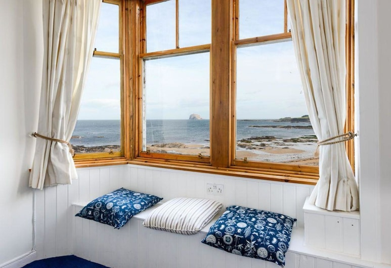 Bass Rock View, North Berwick, Külaliskorter, 1 lai voodi ja diivanvoodi, Sisevaade