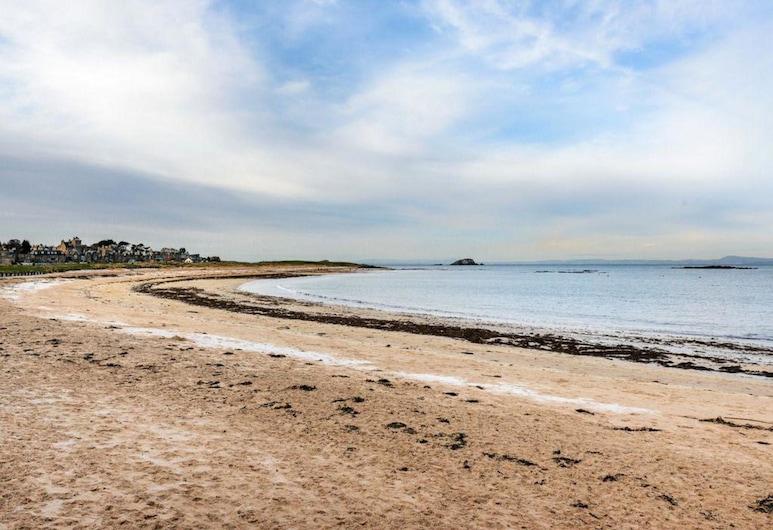 Blue Seas, North Berwick, Praia